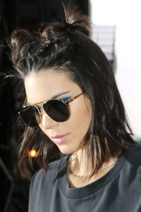 kendall jenners hairstyles hair colors steal