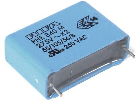 rifa y2 capacitor evox rifa capacitors 28 images 0 1uf 300vac y2 emi paper suppression capacitor pme271yd6100m