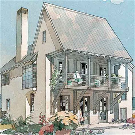 Coastal Living House Plans Coastline Cottage Top 25 House Plans Coastal Living