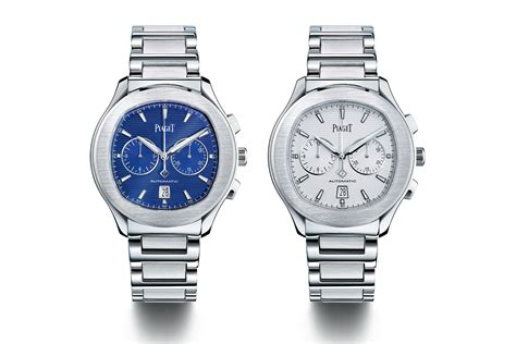 Opinion   what to think about the new Piaget Polo S and Polo S Chronograph in steel (specs