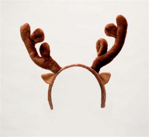 reindeer antlers headband template