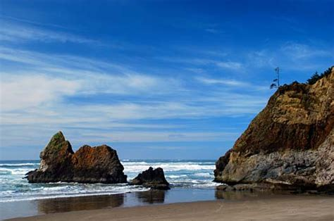 file arcadia beach clatsop county oregon scenic images