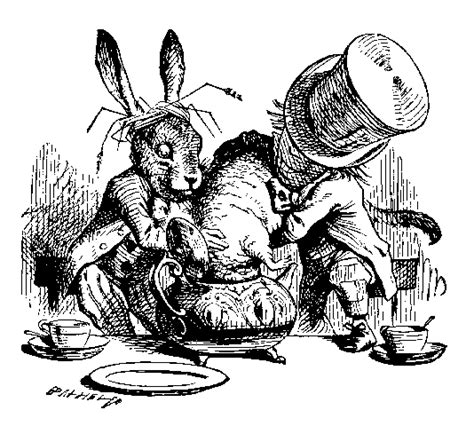 mad hatters and march hares all new stories from the world of lewis carroll s in books s adventures in chapter vii