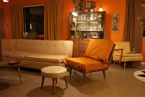 vintage 1950s 50s retro interior design antique 1960s