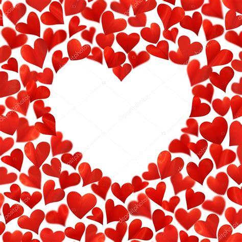 imagenes jpg html fondo con corazones rojos en 3d vaciar el espacio para el