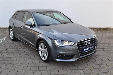 Preis Audi A3 Sportback by Audi A3 Sportback 1 4 Tsi Ambition Klima Alu Gebraucht