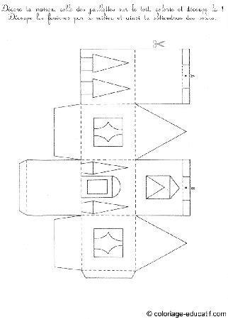Papier De Maison by Maisons 224 Construire En Papier Recherche Tuto