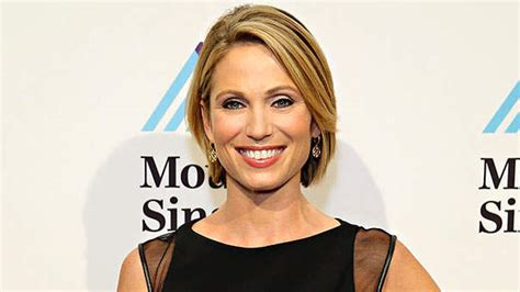 amy robach short hairstyles 2015 amy robach on what life after breast cancer is really like