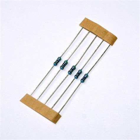 Resistor 4k7 nettigo 4k7 resistor 0 5w 1 tht