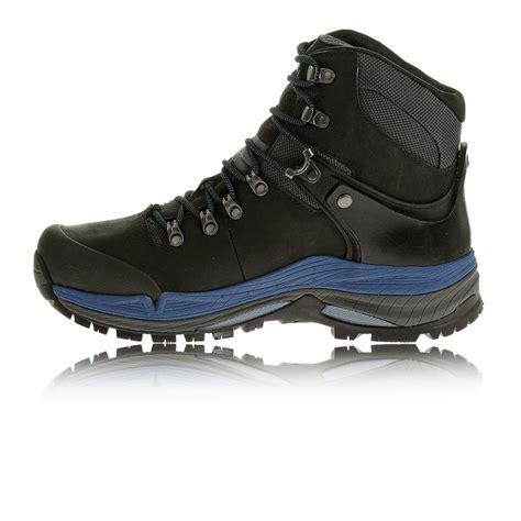 black waterproof boots mens merrell crestbound mens black tex waterproof outdoors