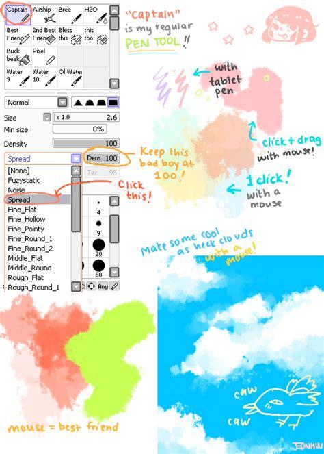 paint tool sai bad quality paint tool sai brush