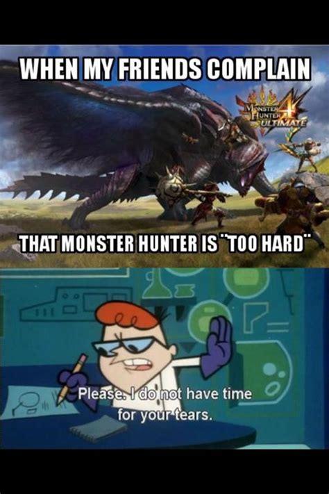 Monster Hunter Memes - mh4u meme by couttsy memedroid