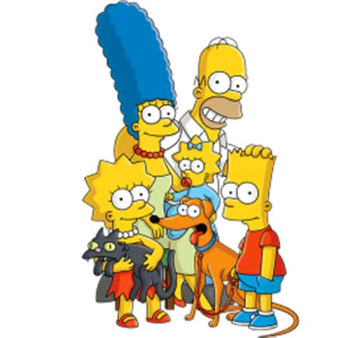 Family Stickers 04 the simpsons stickers for timeline chat email