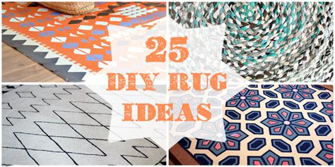 Diy Area Rug Ideas by Remodelaholic 25 Diy Rug Ideas