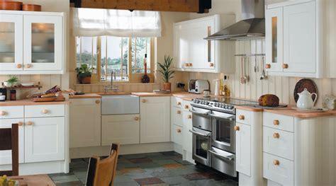 Ivory Shaker Kitchen Cabinets Ivory Classic Style Shaker Kitchen