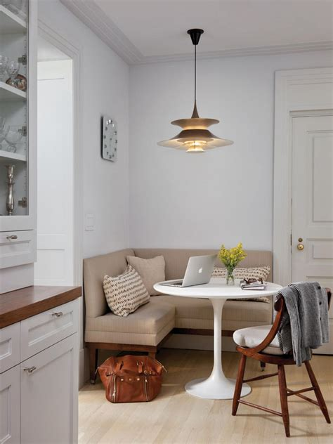 banquette seating home photos hgtv