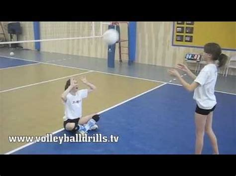 setting drills youtube how to set a volleyball better than anyone on your team