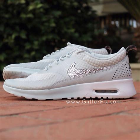 Women's Nike Air Max Thea Premium w/ Swarovski Rhinestones