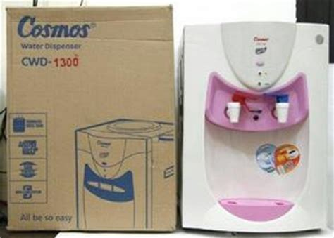 Cosmos Water Dispenser Cwd 1300 harga dispenser tinggi arisa cwd 1xl 3 kran panas dingin