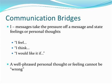 march 26 i messages and communication roadblocks