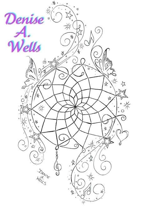 girly dreamcatcher tattoo designs dreamcatcher design by a quot