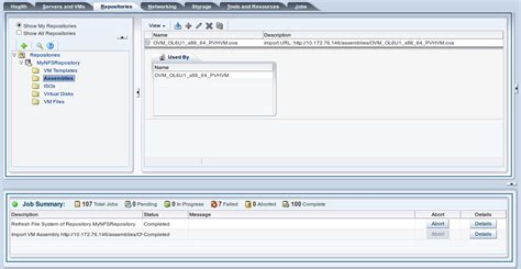 oracle vm templates oracle vm template format free adriewield