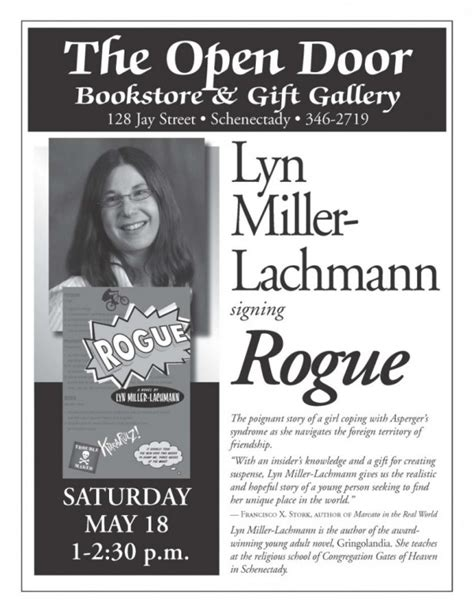 Review Rogue By Lyn Miller the review that really matters lyn miller lachmann