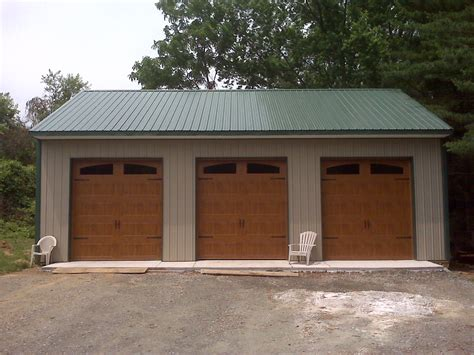 barn garage designs pole barn garage gallery the better garages great pole