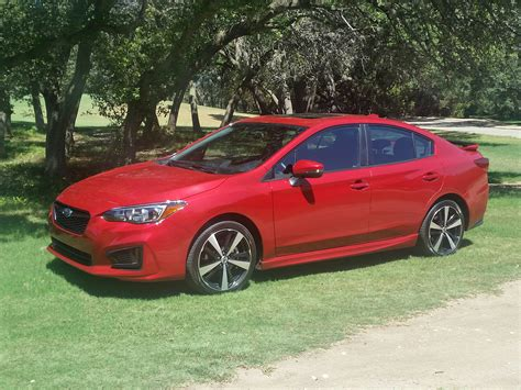 2017 subaru impreza wheels 2017 subaru impreza sport now built in the u s rocks
