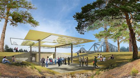 pavilion concept olson kundig architects reinvents site of expo 74 world s