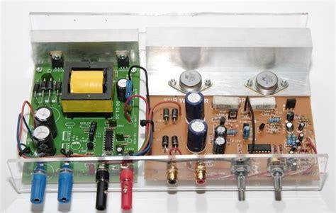 Dispenser Trisonic mustika electronic seputih raman