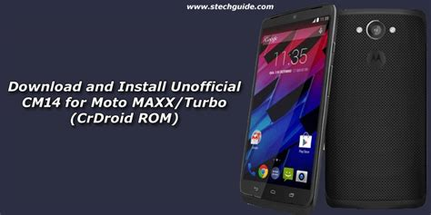 download bug youthmaxx download and install unofficial cm14 for moto maxx turbo
