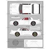 Street Stock Template 1  School Of Racing Graphics