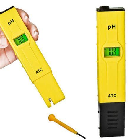 Alat Pengukur Ph Hidroponik digital ph meter water tester akuaponik malaysia