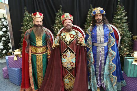 fotos reyes magos en puerto rico los reyes magos en the mall of san juan vive la vida