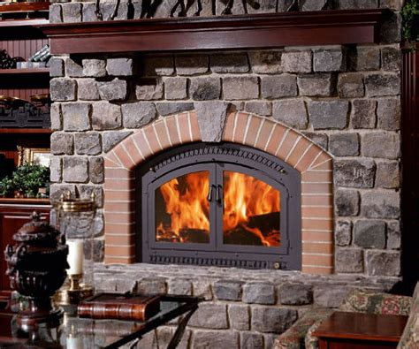 classic arch model 44 elite wood fireplace