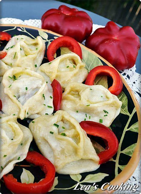 uzbek steamed dumplings manti pinterest lea s cooking manti steamed dumplings with meat манты