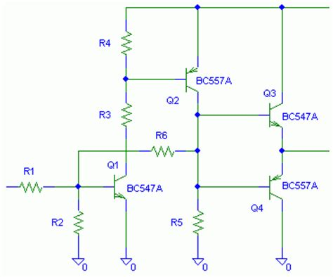 transistor fet driver circuit mosfet based ups and inverter circuit