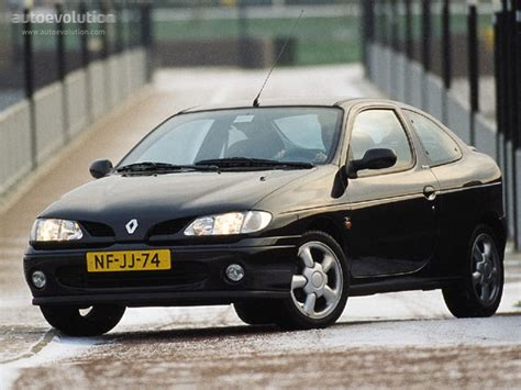 renault megane coupe specs 1996 1997 1998 1999