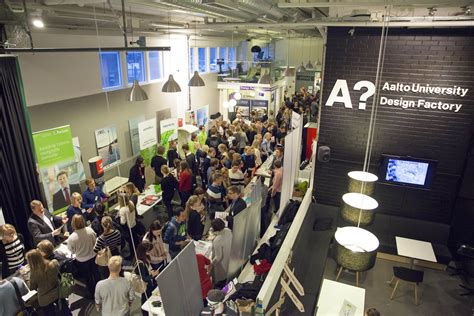 design management aalto yliopisto a meeting point for young talents and employers aalto