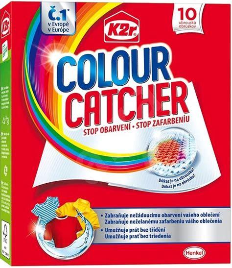 color catcher k2r colour catcher 10 ks ubrousky do pra芻ky alza cz