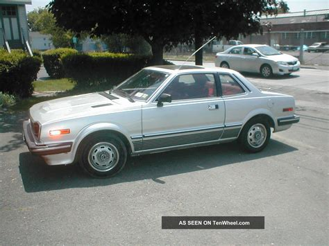 1982 Honda Prelude by 1982 Honda Prelude Xx Automatic Related Infomation