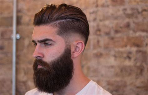 Fading Sideburns Into Beard | a cheeky guide for trimming your beard s cheek line