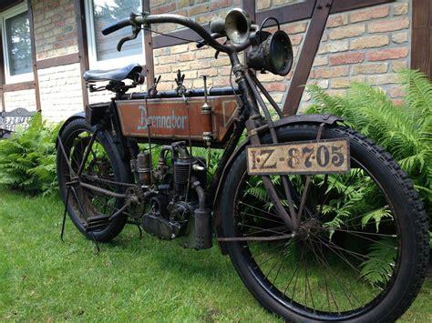 Vfv Motorrad Forum by Sie Lebt 1906 Brennabor 3hp Fafnir Motor 353cc Vfv