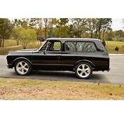 1971 CHEVROLET BLAZER CUSTOM SUV  161864