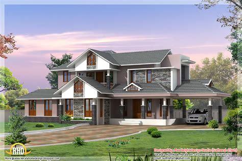 kerala style dream home elevations kerala home design