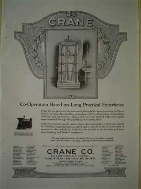 Crane Plumbing Company by Vintage Household Ads Of The 1920s Page 5