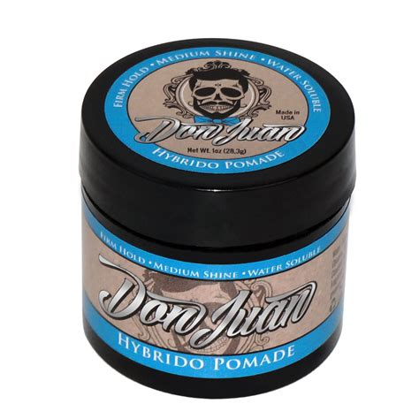 Pomade One Show hybrido mini pomade 1oz don juan pomade