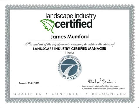 landscape design certificate landscape design certification outdoor goods