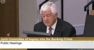 governor and company of the bank of ireland banking inquiry central bank had no plan for anglo default